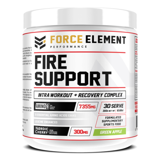 Force Element Performance - Fire Support - BCAA's / Amino Acids - WholeSupps