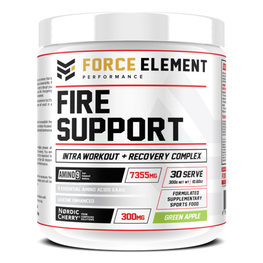 Fire Support by Force Element - Amino Acid - WholeSupps Online Mega Store