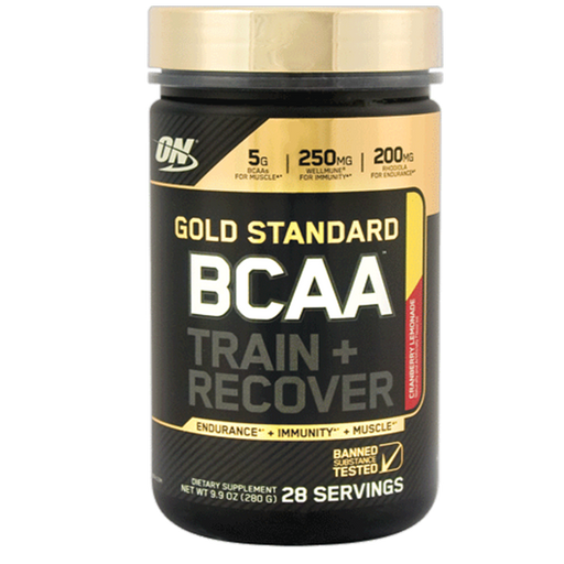 ON Gold Standard BCAA Train & Recover (280g)