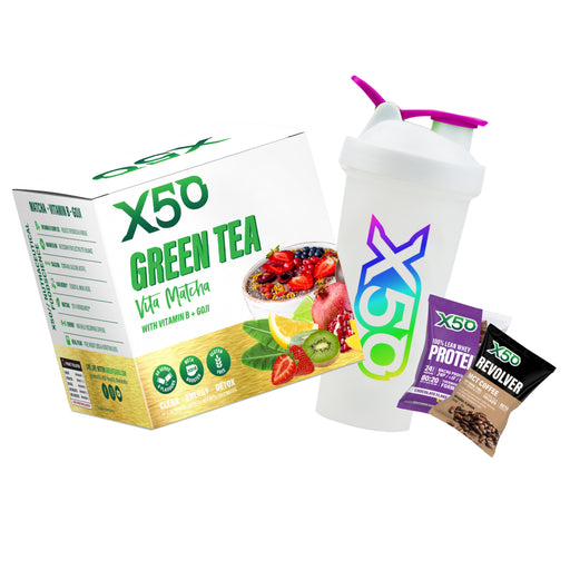 X50 SUMMER FRUITS Free Rainbow Shaker + 2 Free X50 Samples!