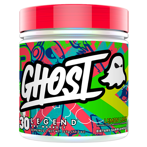Legend Pre Workout by Ghost Lifestyle - Pre Workouts - WholeSupps Online Mega Store
