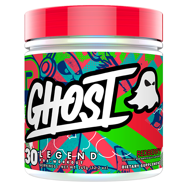 Ghost Legend Pre Workout - Pre Workouts - WholeSupps