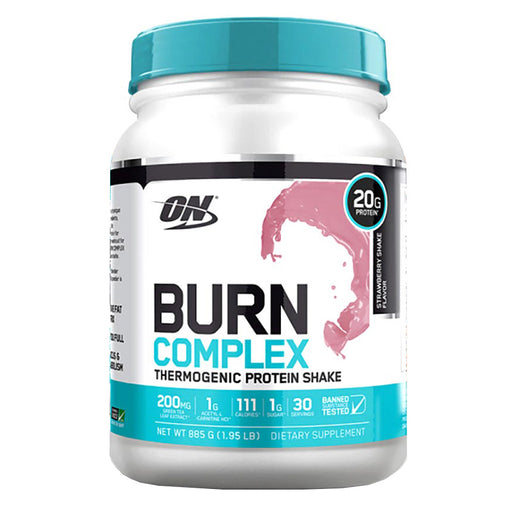 ON Burn Complex Thermogenic Protein (885g) - Protein Powder - WholeSupps