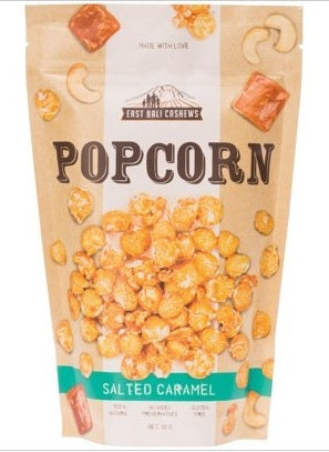 East Bali Popcorn Cashews Snacks - Healthy Snacks - WholeSupps