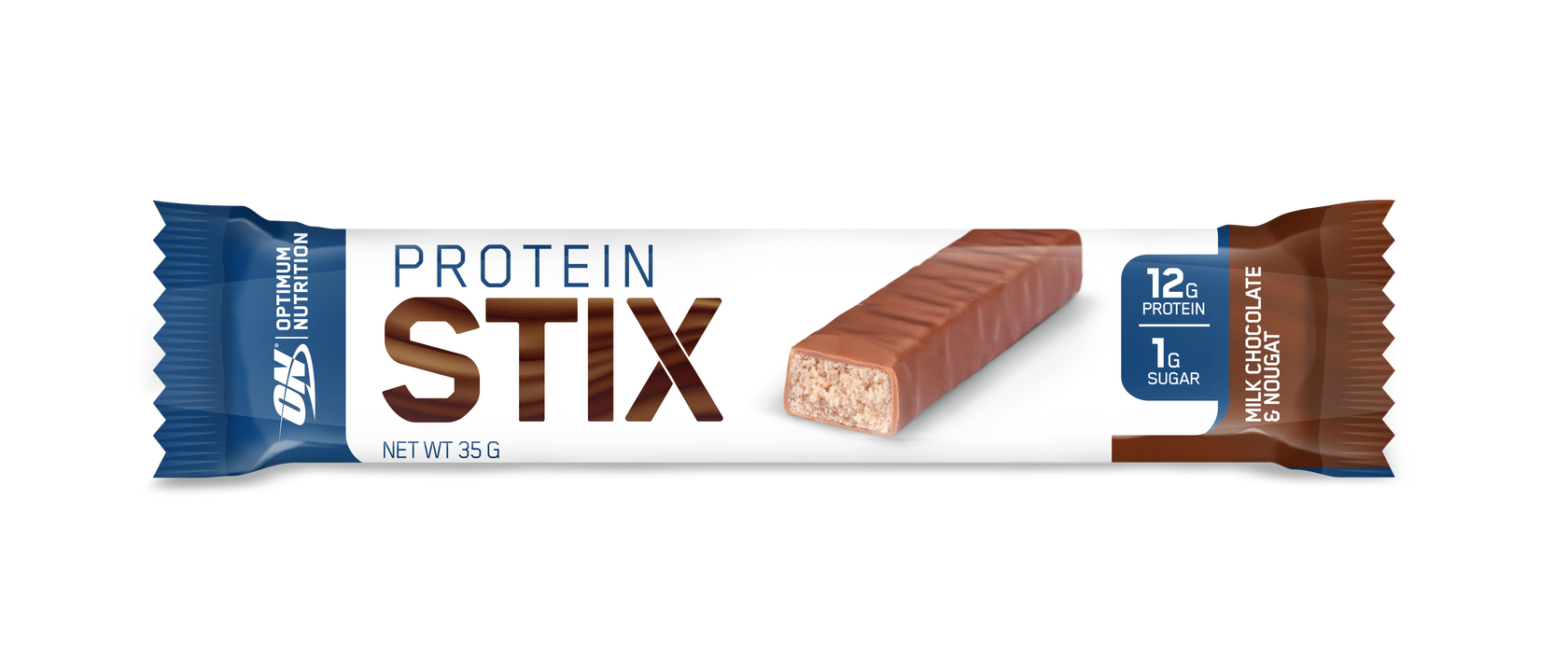 Protein STIX Bar by Optimum Nutrition Short dated