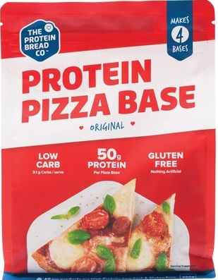 Protein Pizza Base 320g - Healthy Snacks - WholeSupps