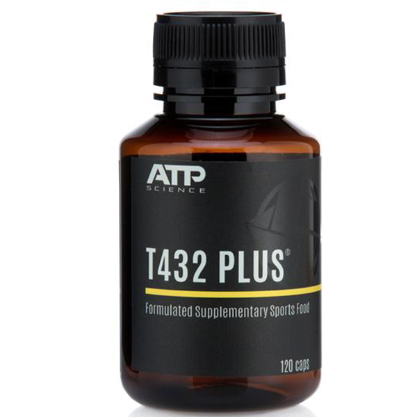 ATP Science T432 Plus (120 Capsules) - Fat Burners & Weight Loss - WholeSupps