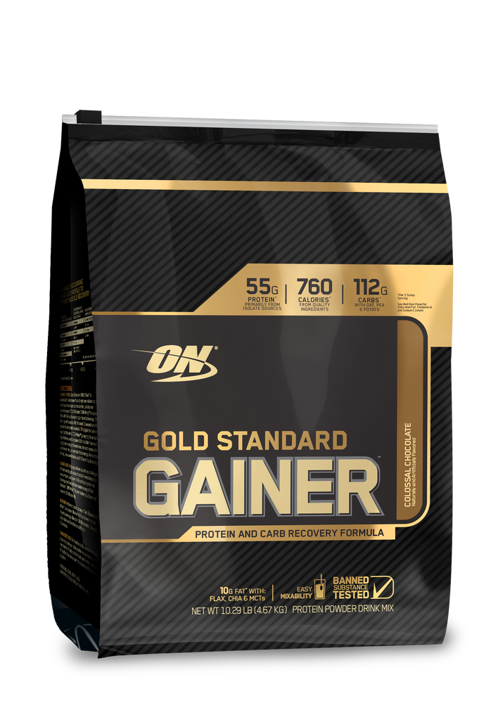 On Gold Standard Gainer - Protein Powder - WholeSupps Online Mega Store