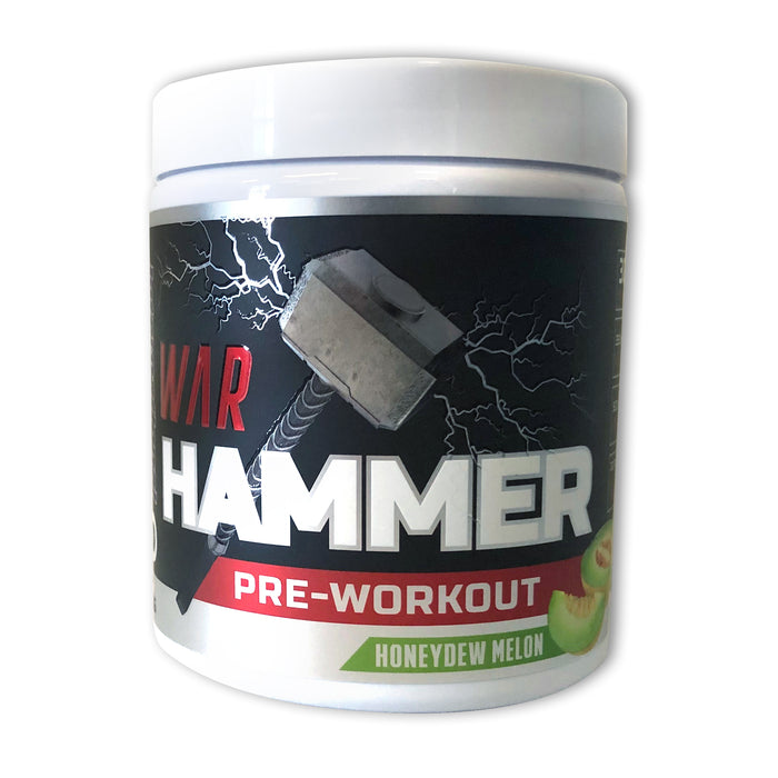 War Hammer Pre Workout By International Protein