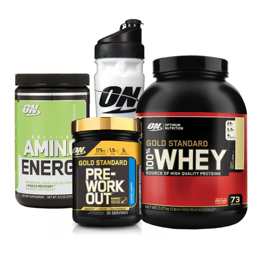 Optimum Nutrition Performance Pack