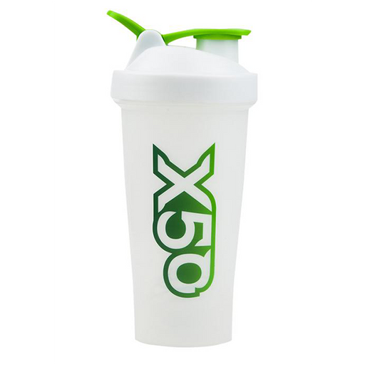 X50 600ml Shaker - Accesories / Clothing - WholeSupps Online Mega Store