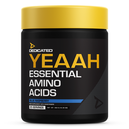 Dedicated YEAAH Amino Acids