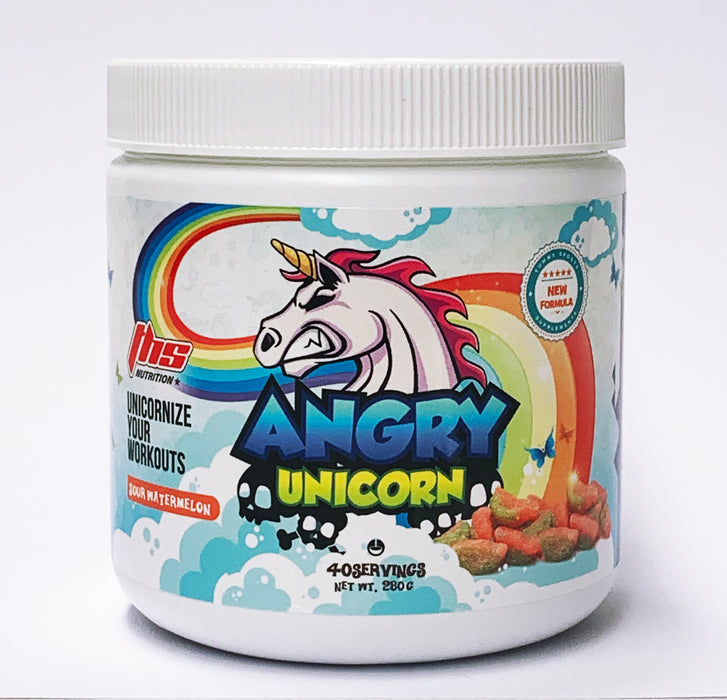 Angry Unicorn by Yummy Sports - Pre Workouts - WholeSupps Online Mega Store