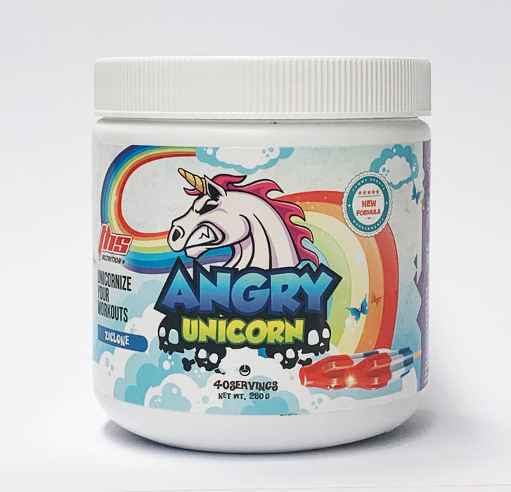 Angry Unicorn by Yummy Sports - Pre Workouts - WholeSupps