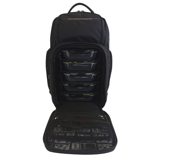 Expedition Backpack - 6 Pack Bags -300 Stealth Black - Accesories / Clothing - WholeSupps