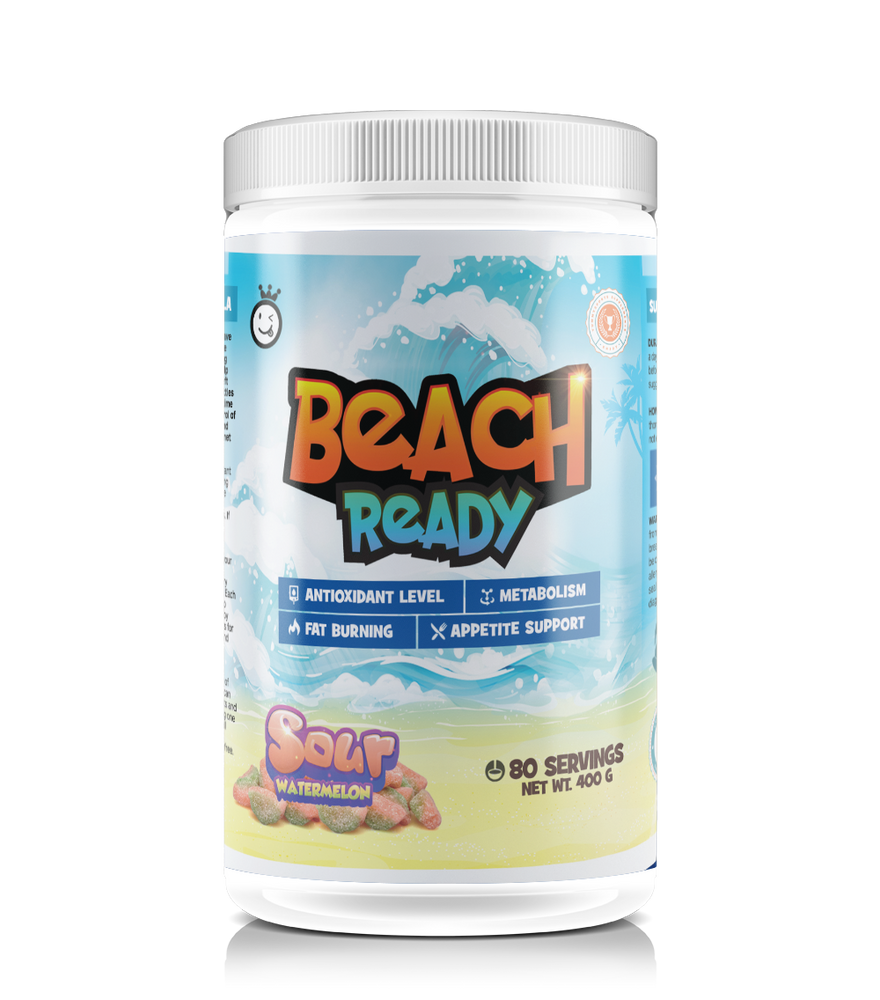 Beach Ready by Yummy Sports - Fat Burners & Weight Loss - WholeSupps Online Mega Store