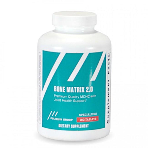 Bone Matrix 2.0 by Poliquin - Vitamins - WholeSupps Online Mega Store