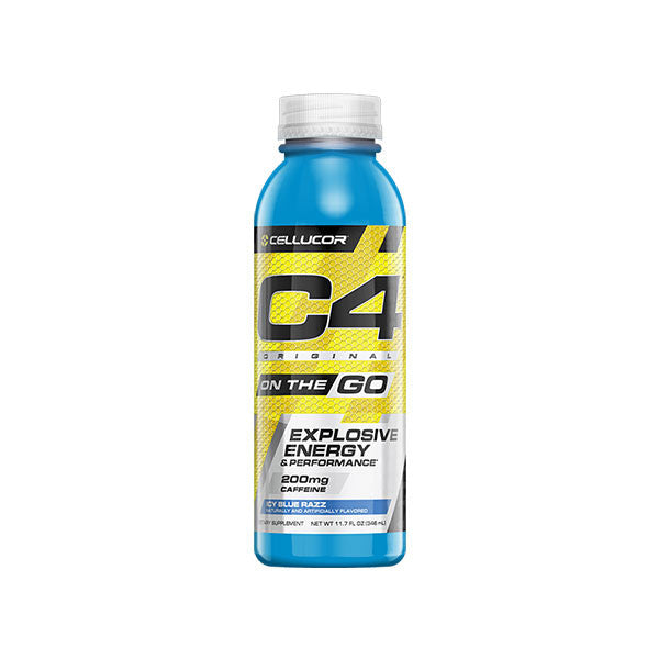 C4 On the Go by Cellucor - Pre Workouts - WholeSupps