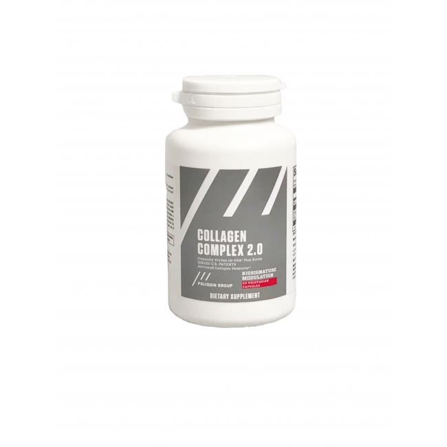 Collagen Complex 2.0 by Poliquin - Vitamins - WholeSupps Online Mega Store