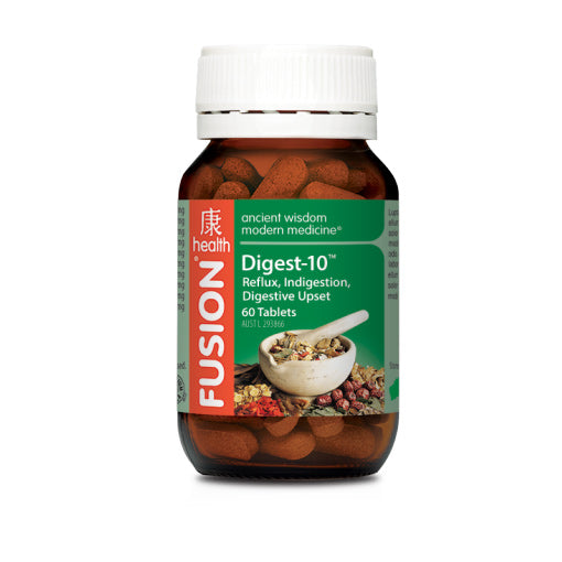 Digest-10 by Fusion Health - Vitamins - WholeSupps Online Mega Store