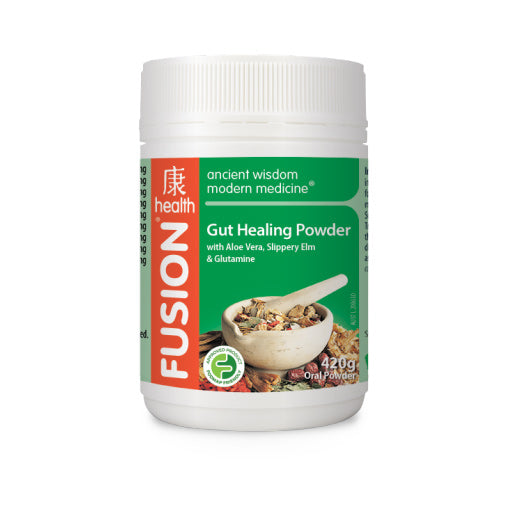 Gut Healing Powder by Fusion Health - General Health / Vitamins - WholeSupps Online Mega Store