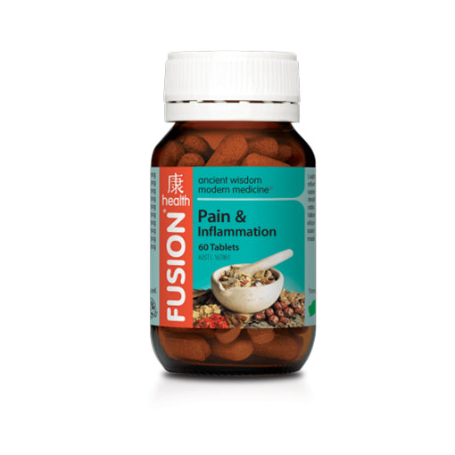 Pain & Inflammation by Fusion Health - Vitamins - WholeSupps Online Mega Store