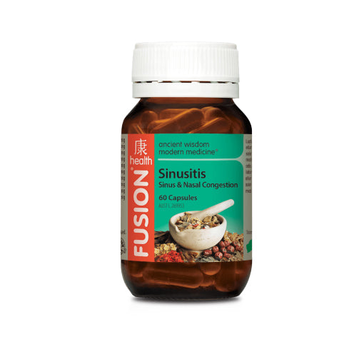 Sinusitis by Fusion Health - Vitamins - WholeSupps Online Mega Store