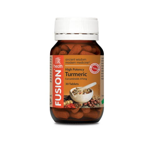 Fusion Health - Turmeric - Vitamins - WholeSupps