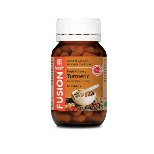 Turmeric by Fusion Health - Vitamins - WholeSupps Online Mega Store