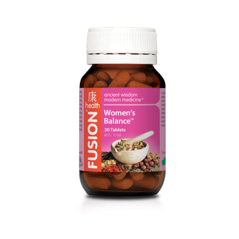 Fusion Health - Women's Balance - Vitamins - WholeSupps