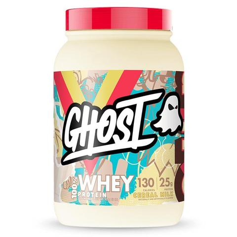 Ghost Protein | 100% Whey Protein by Ghost - Protein Powder - WholeSupps Online Mega Store