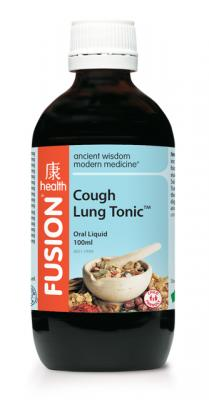 Cough and Lung Tonic by Fusion Health