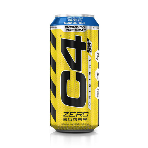 C4 On The Go RTD by Cellucor - Pre Workouts - WholeSupps Online Mega Store