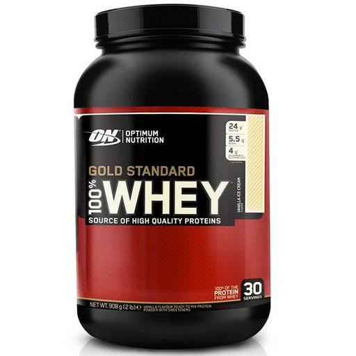 Gold Standard 100% Whey by Optimum Nutrition - Protein Powder - WholeSupps Online Mega Store