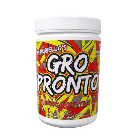 Gro Pronto By Tim Muriello - Amino Acid - WholeSupps