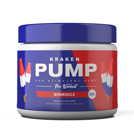 Kraken Pump Non Stimulant Pre-Workout - Pre Workouts - WholeSupps