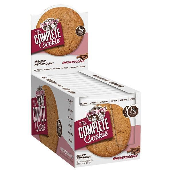 Lenny and Larrys Cookies - Healthy Snacks - WholeSupps
