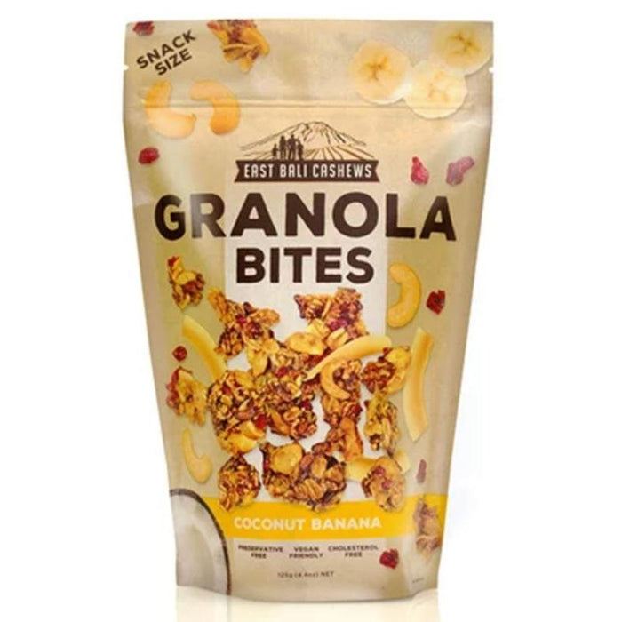 Granola Bites by East Bali Cashews - Healthy Snacks - WholeSupps Online Mega Store