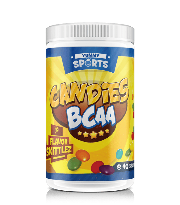 Yummy Sports Candies BCAA - Sports Nutrition - WholeSupps