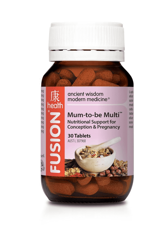 Mum to be Multi By Fusion Health
