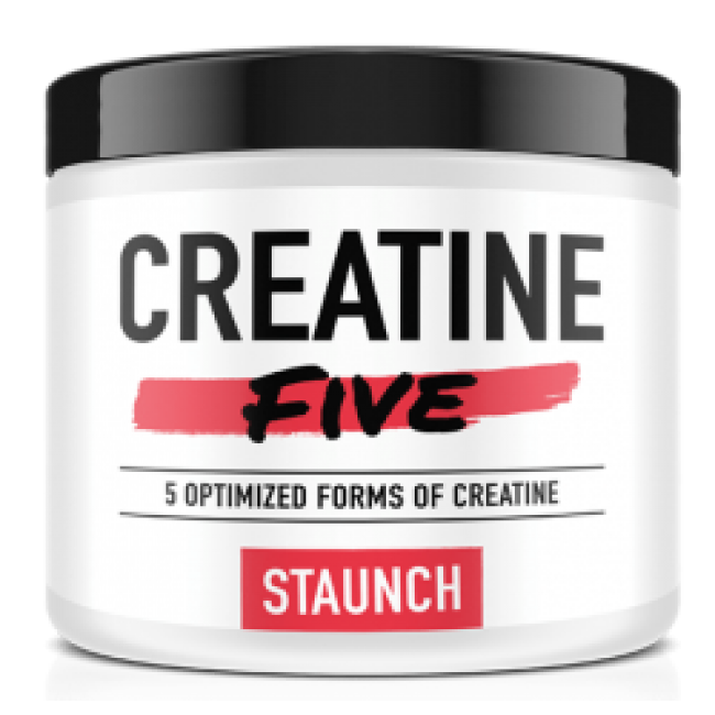 Creatine Five by Staunch Nation -  - WholeSupps