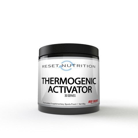 Thermogenic Activator by Reset Nutrition