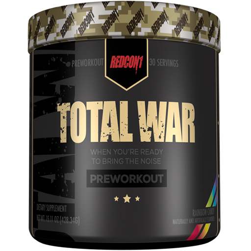 Total War Pre Workout by Redcon1 - Pre Workouts - WholeSupps Online Mega Store