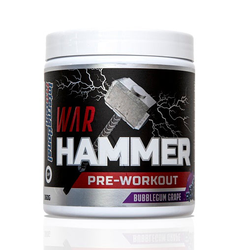 War Hammer - Pre Workouts - WholeSupps Online Mega Store
