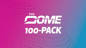 Dome Access 100-pack