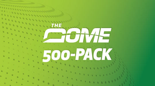 Dome Access 500-pack