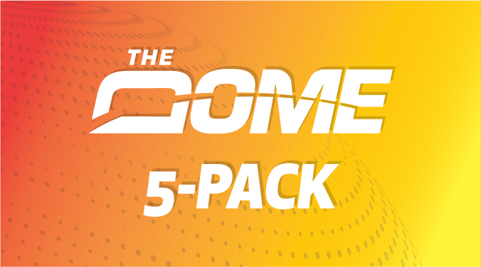 Dome Access 5-Pack