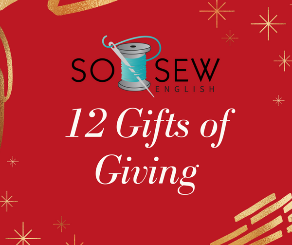 12 Gifts of Giving