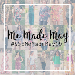 It's gonna be Me-Made-May!