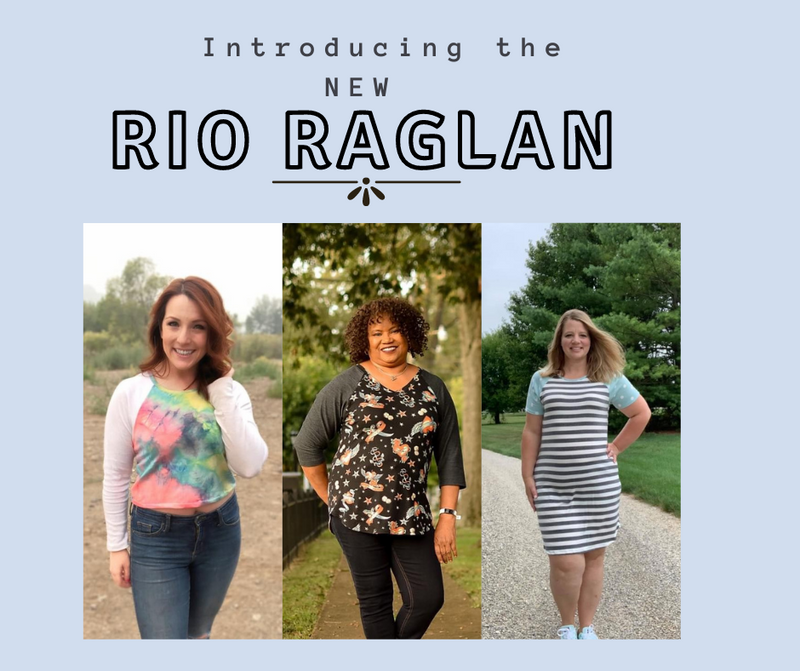 All Things Rio Raglan!
